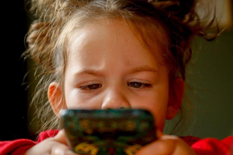 Ochrona dzieci przed niewłaściwymi treściami